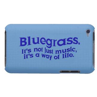 Bluegrass : Pas simplement musique, un mode de vie Coques Barely There iPod