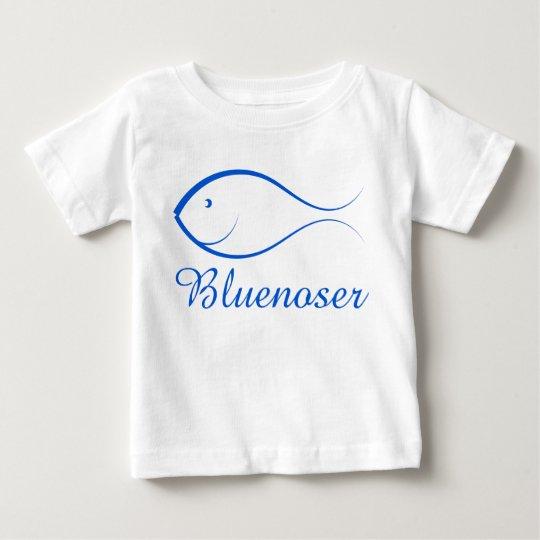 Bluenoser Fischniedliches Seebaby-Shirt Baby T-shirt