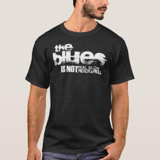 Blues sind nicht langsames Felsen-Gelenk T-Shirt