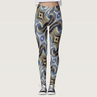 Bluetan Strudel Leggings