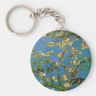 Blühender Mandelbaum durch Vincent van Gogh Schlüsselanhänger
