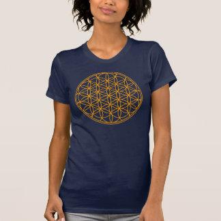Blume des Lebens/des göttlichen geomtery T-Shirt
