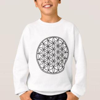 Blume des Lebens Sweatshirt