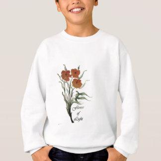 Blume des Lichtes Sweatshirt