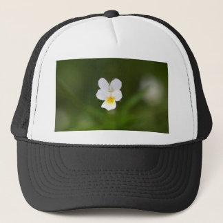 Blume eines wilden Feld Pansy Truckerkappe