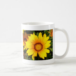 Blume Kaffeetasse