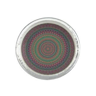 Blume Mandala Foto Ringe