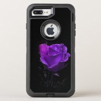 Blume OtterBox Defender iPhone 7 Plus Hülle