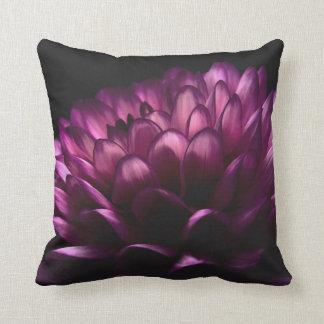 Blumen-Dahlie Kissen