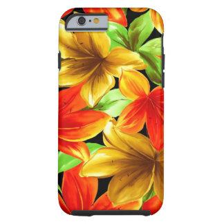Blumen des Paradieses Tough iPhone 6 Hülle