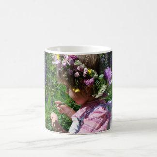 Blumen Fee Tasse