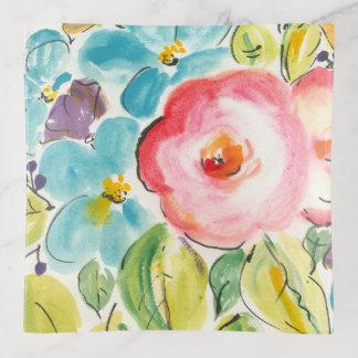 Blumen-Freude II Dekoschale