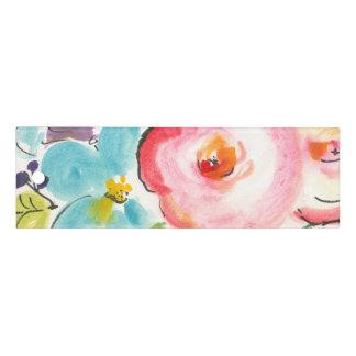 Blumen-Freude II Lineal
