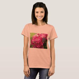 Blumen für die bestste Mamma T-Shirt