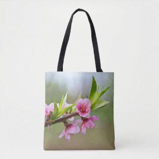 Blumen für Frühlings- und Sommer-Tasche Tasche