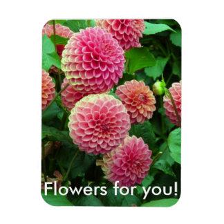 Blumen für Sie Magnet