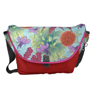 Blumen-Garten-Bote-Tasche Kurier Tasche