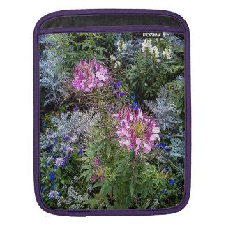 Blumen-Garten iPad Hülse Sleeves Für iPads