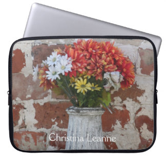 Blumen-Hülse Laptop Sleeve