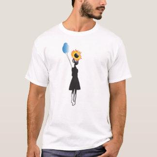 Blumen-Kind T-Shirt