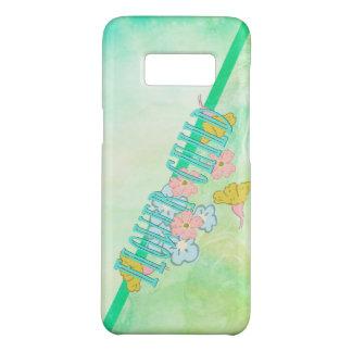 Blumen-Kinderweg Case-Mate Samsung Galaxy S8 Hülle