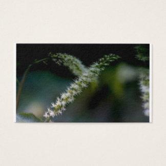 Blumen-Kunst Visitenkarten