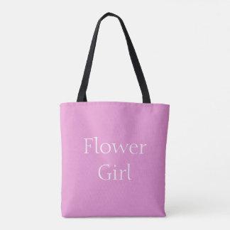 Blumen-Mädchen-Taschen-Tasche Tasche