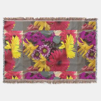 Blumen-Natur-Schönheit Decke
