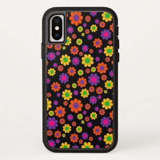 Blumen-Power iPhone X Hülle