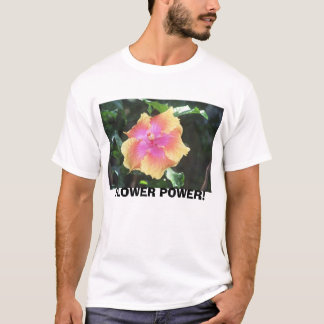 BLUMEN-POWER! T-Shirt