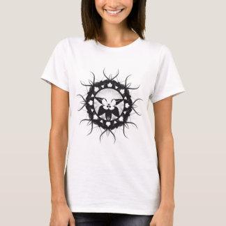 Blumen-Reben T-Shirt