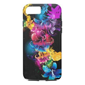 Blumen reichlich iPhone 7 hülle
