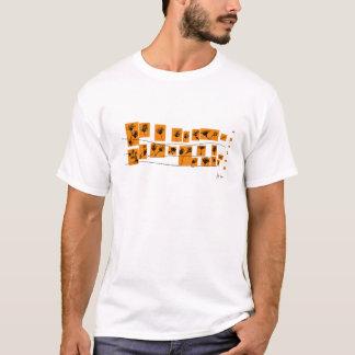 Blumen T-Shirt