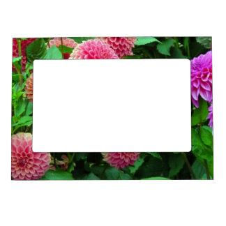 Blumenbilderrahmen Magnetischer Fotorahmen