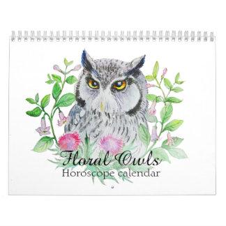 Blumeneulen Ihr Blumenhoroskopzeichen Kalender