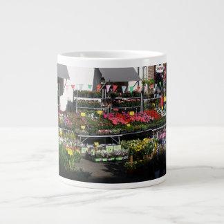 Blumengeschäft Jumbo-Mug