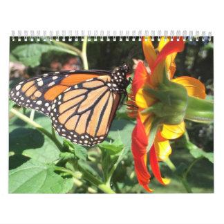 Blumenkalender Kalender