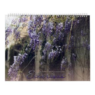 Blumenkunst durch Etherious Abreißkalender