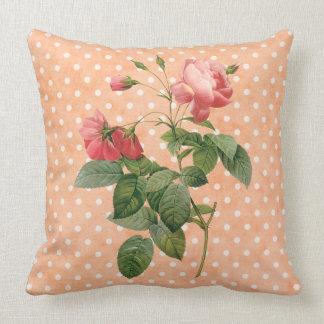 Blumenland Vintages Throwkissen Kissen