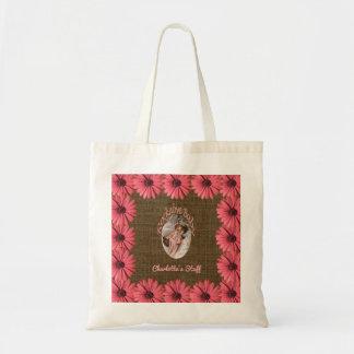 Blumenleinwand-Baby | stellen Ihre eigene Mamma Tragetasche