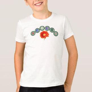 Blumenpfadfinder-Shirt T-Shirt