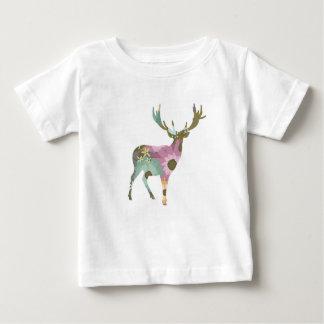 Blumenrotwild-Baby-T-Shirt Baby T-shirt