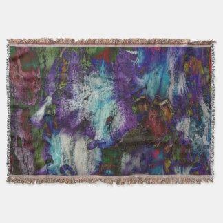 Blumenspritzen-Wurf Decke