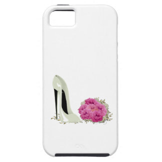 Blumenstrauß-Rosen und Hochzeits-Stilett-Geschenke iPhone 5 Case