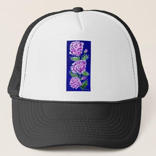 Blumenstrauß von Rosen WC Caps