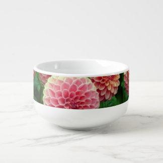 Blumensuppen-Tasse Große Suppentasse