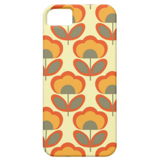 Blumentapete iPhone 5 Cover