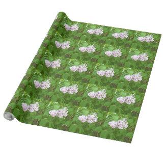Blumenverpackungspapier Geschenkpapier