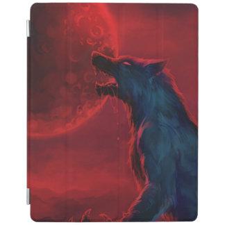 Blut-Mond iPad Abdeckung iPad Hülle