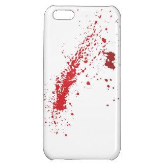 Blut-Spritzer Iphone 5 Fall Hülle Für iPhone 5C